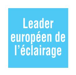 Leader européen de l'éclairage